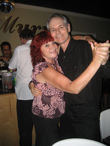 Mimi Santapa and El Stevito de Gainesville